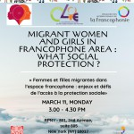 CSW 11 mars migrations